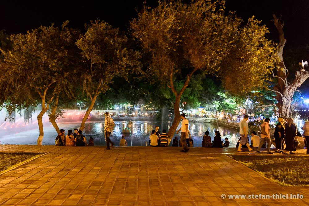 Lyab-i Hauz, Buchara