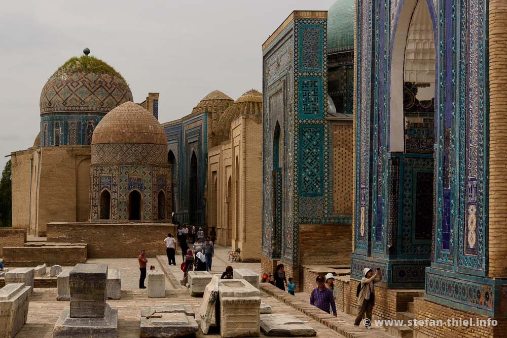 Shohizinda-Ensemble, Samarkand