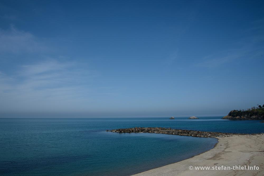 Schwarzes Meer kann auch blau