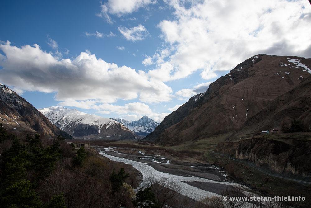 Kaukasus bei Stepanzminda