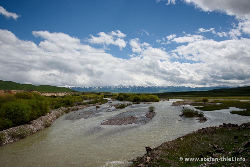 Tianshan-Gebirge