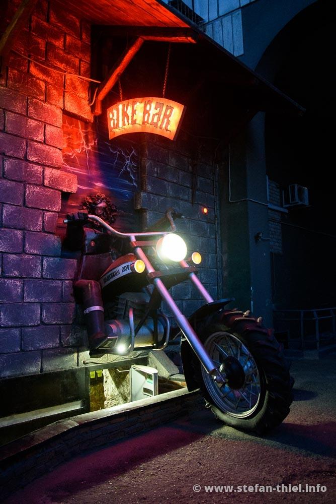 Kultverdächtig - Bike Bar in Barnaul