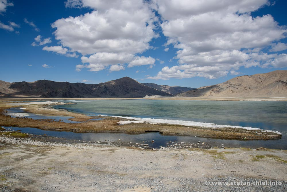 Erste Eindrücke in der Mongolei. Wild...