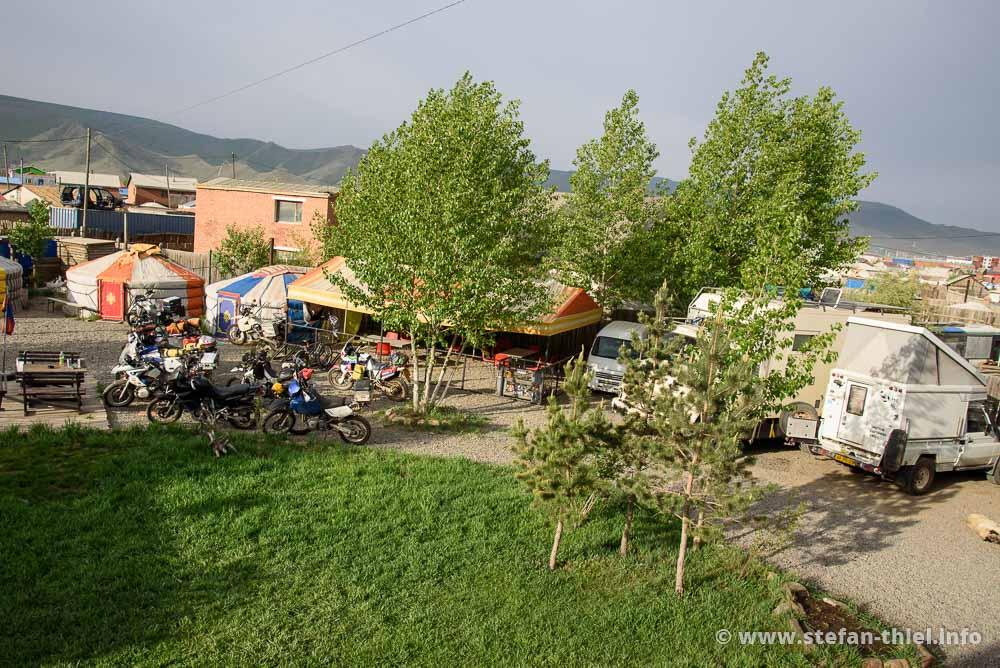 Das Oasis in Ulan Bator - DIE Adresse für Overlander in der Mongolei