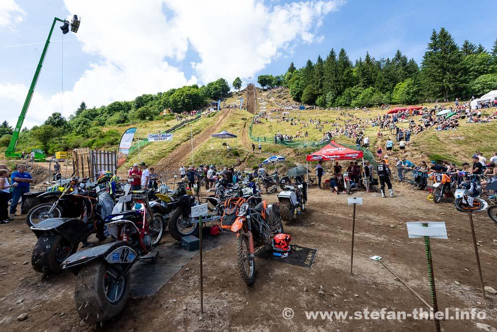 Egal, ob Hillclimbing in La Bresse ...