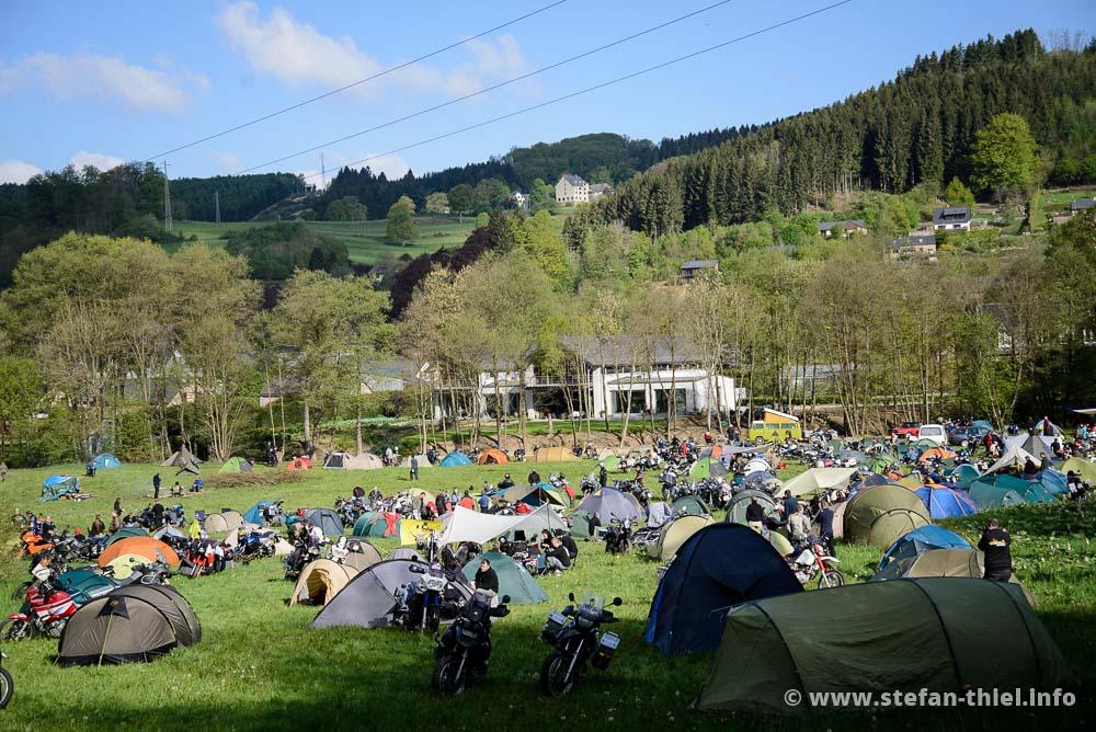 Tesch Travel Treffen - Seit Jahrzehnten das Mekka für Motorradfernreisende