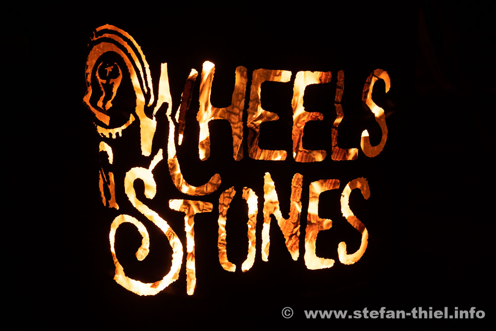 Wheels and Stones 2018