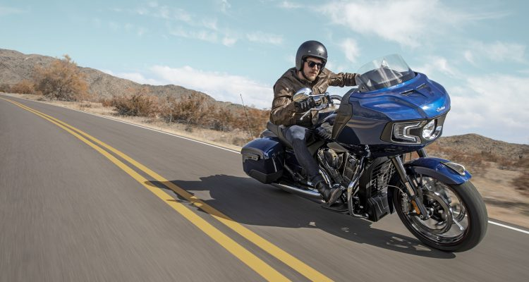 Indian Challenger 2019 - Foto Indian Motorcycles